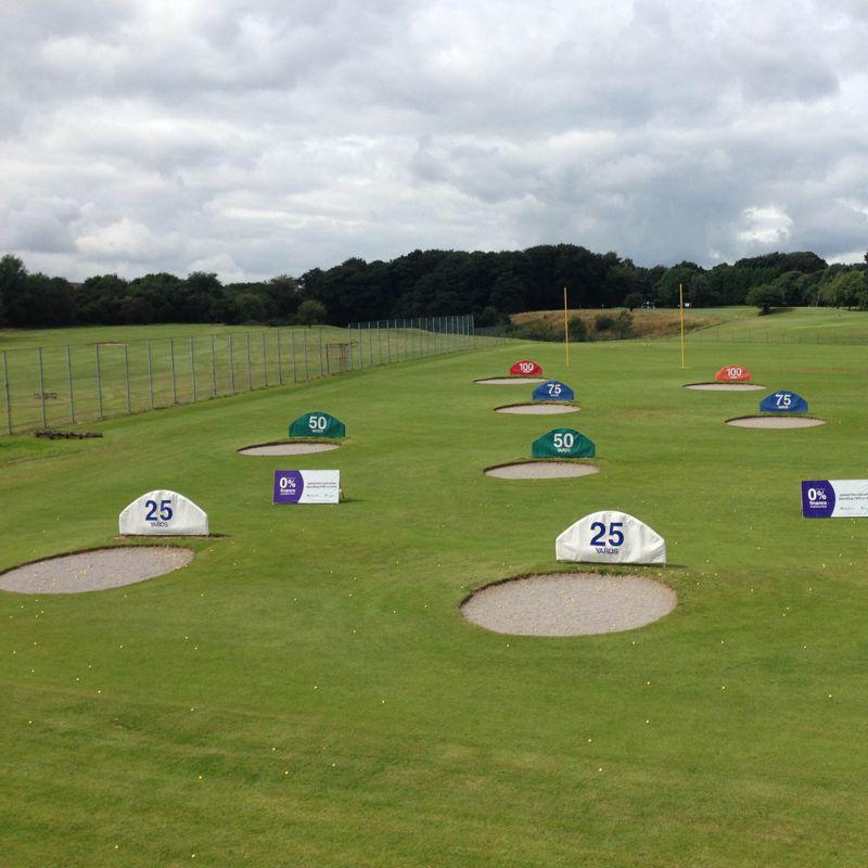 Driving Range Amp Golf Practice Area Near Bradford Amp Leeds