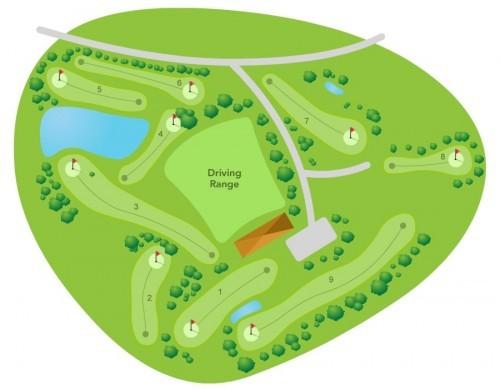 shaygrange-golf-course-layout