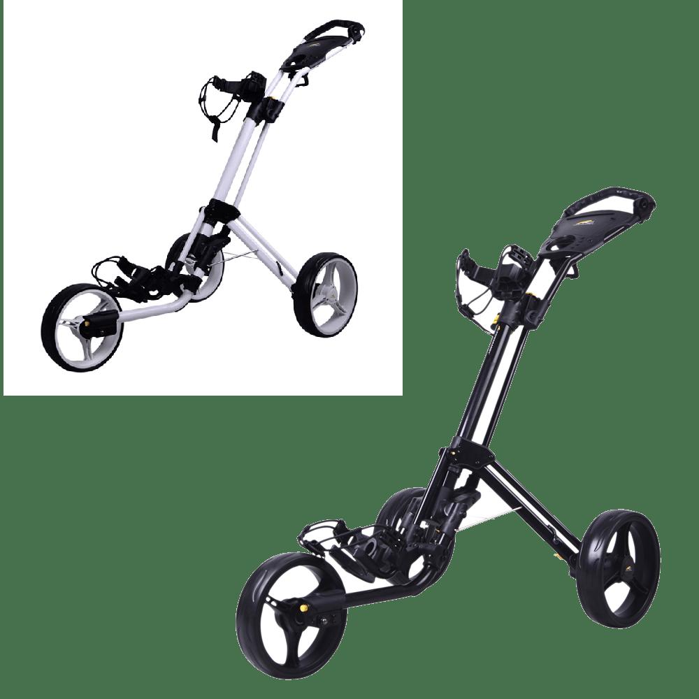 Powakaddy Twinline 4 Lite Push Cart