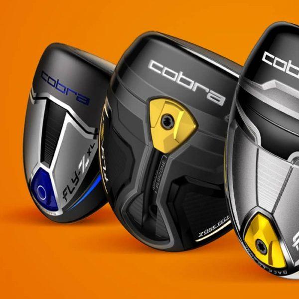 Cobra Custom Fitting Woods