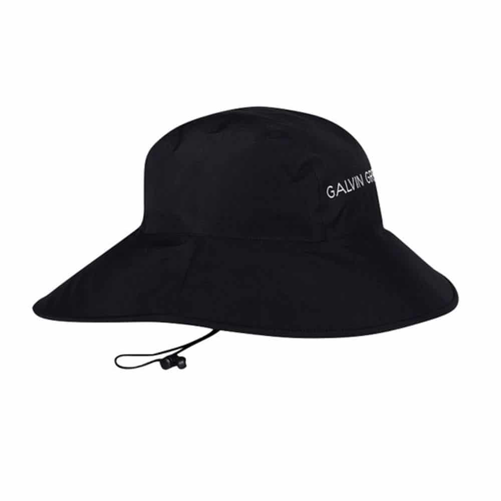 Galvin Green Aqua Gore-Tex Waterproof Hat AW18 - Express Golf 2d326020f49