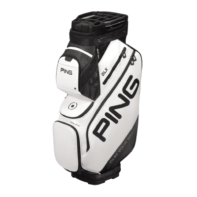 Ping DPX Cart Bag White 2019