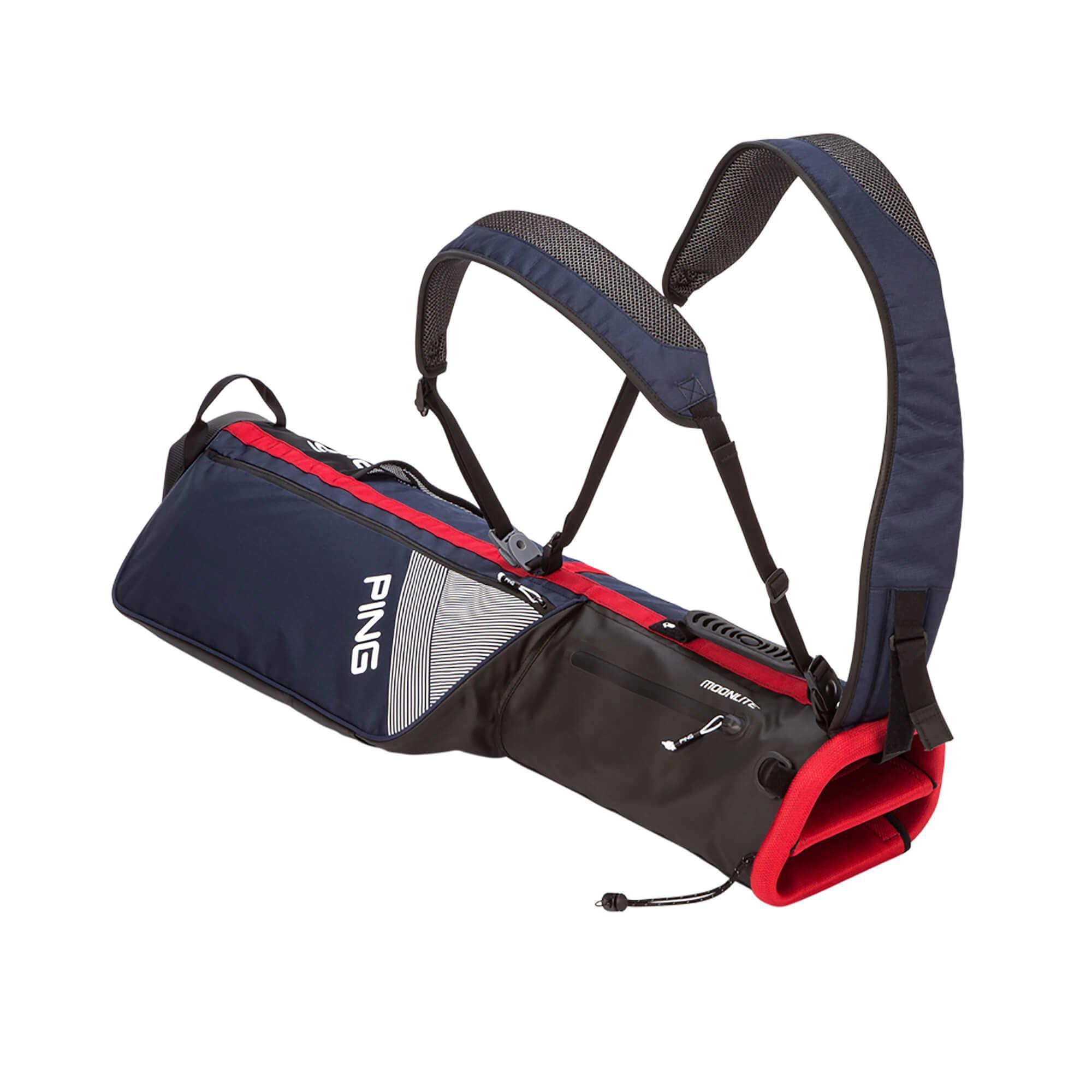 Ping Moon-Lite Bag 2007 | Discount Golf World  |Ping Moonlight Golf Bag