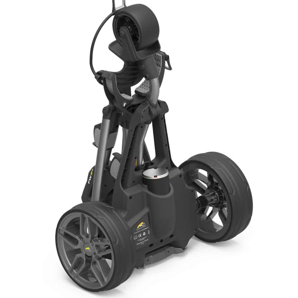 Powakaddy FW7s GPS Electric Golf Trolley - 36 Hole Extended Lithium -  ExpressGolf co uk