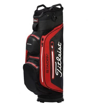 titleist_delux_stadry_cart_black_red