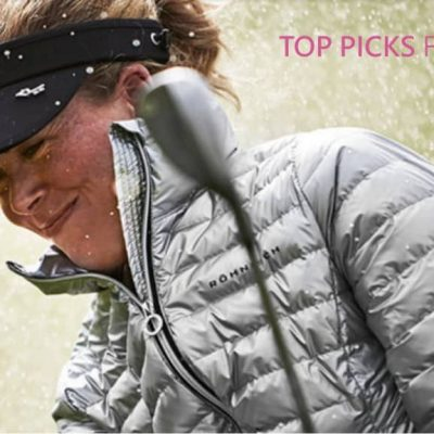 Top Picks For Ladies This Winter Golf Season
