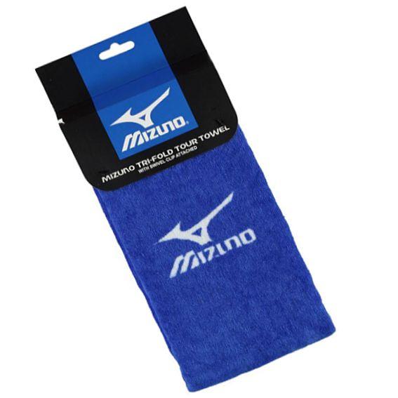mizuno_golf_towel_blue