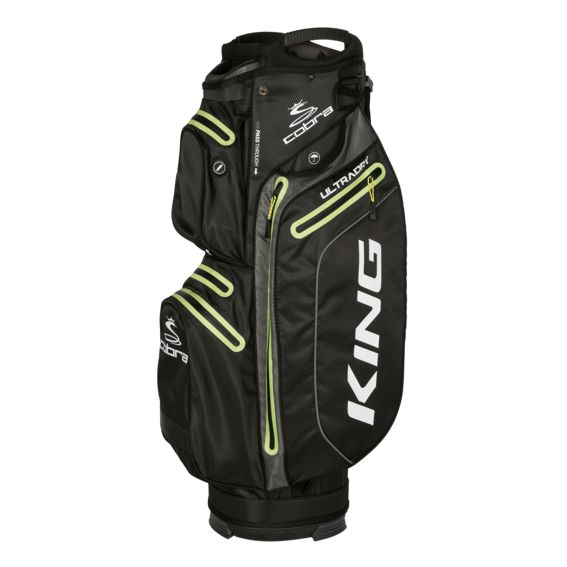 Cobra King Dry Tech Waterproof Cart Bag 2018 Express Golf