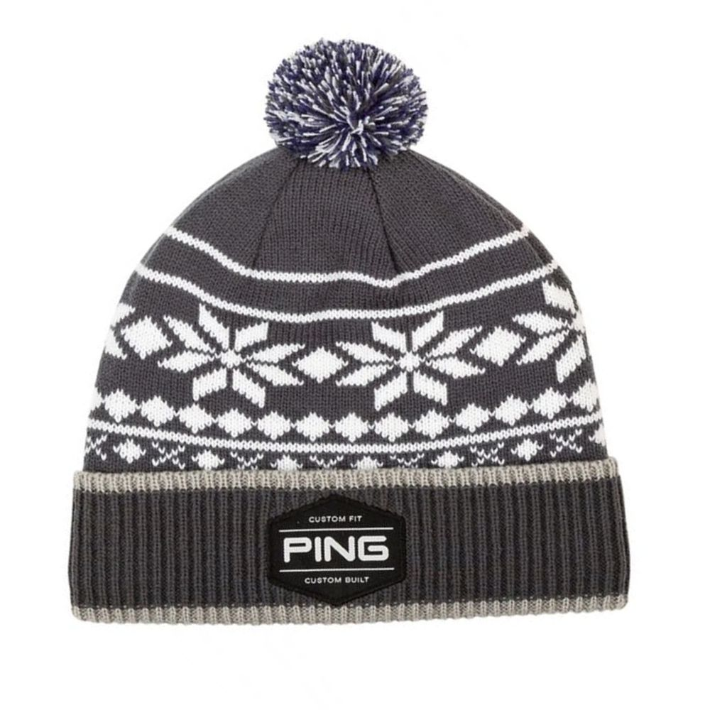 6789ab84 Ping Bergen Pom Pom Winter Hat - ExpressGolf.co.uk
