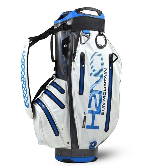 Sun Mountain H2no Elite Waterproof Cart Bag 2018