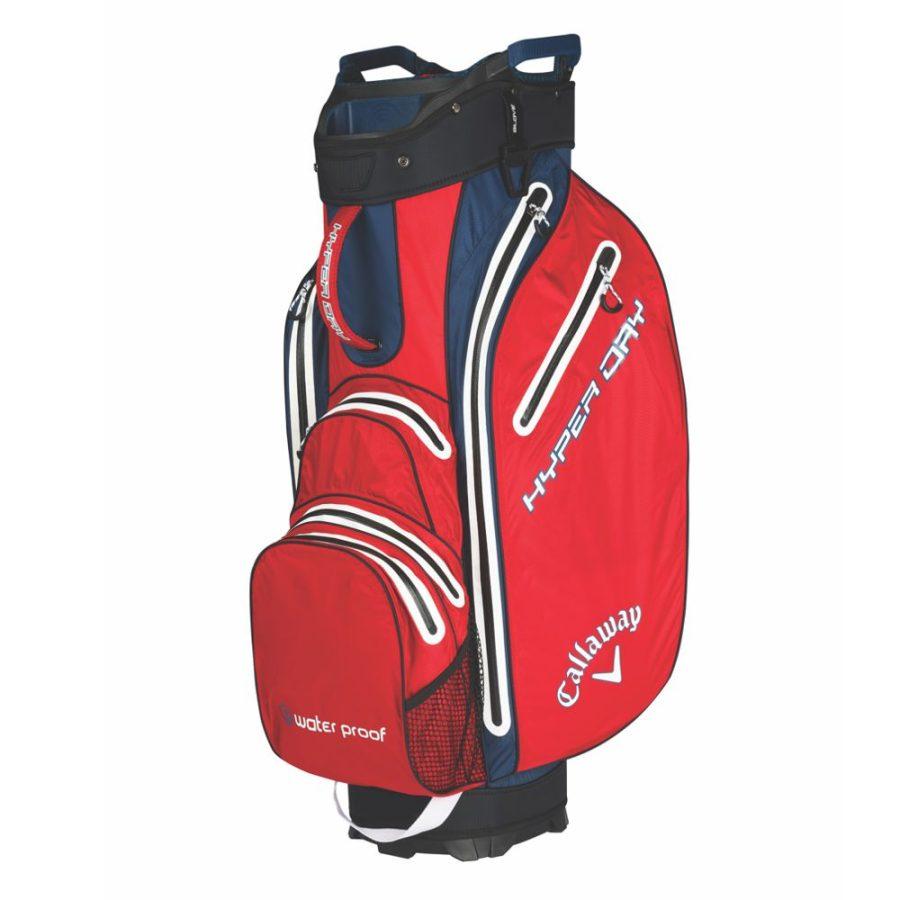 callaway_hyper_dry_cart_bag_red_navy_white
