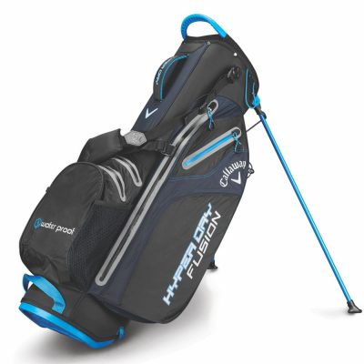 callaway_hyperdry_fusion_stand_bag_black_royal_silver