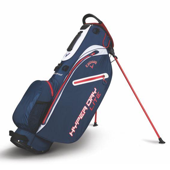 fb445a58f0 Callaway Hyper Dry Lite Waterproof Stand Bag 2018 - Express Golf
