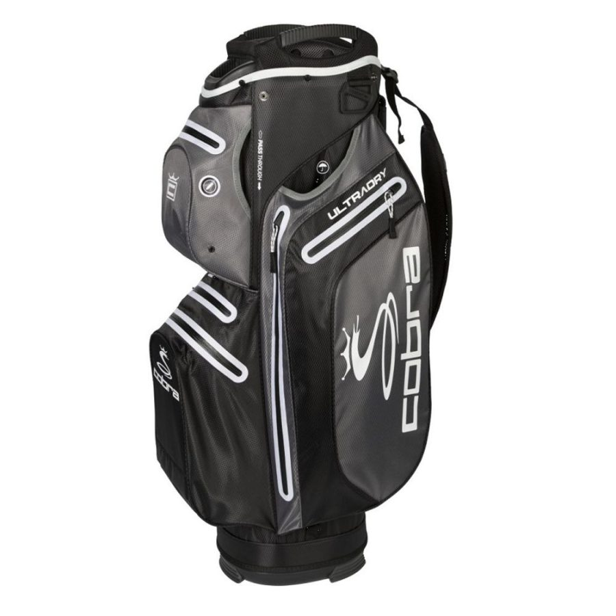 cobra_ultradry_cart_bag_black