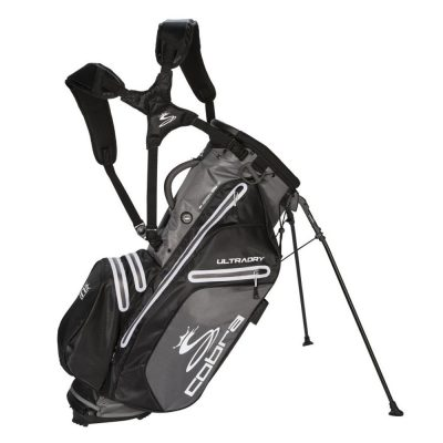cobra_ultradry_stand_bag_black