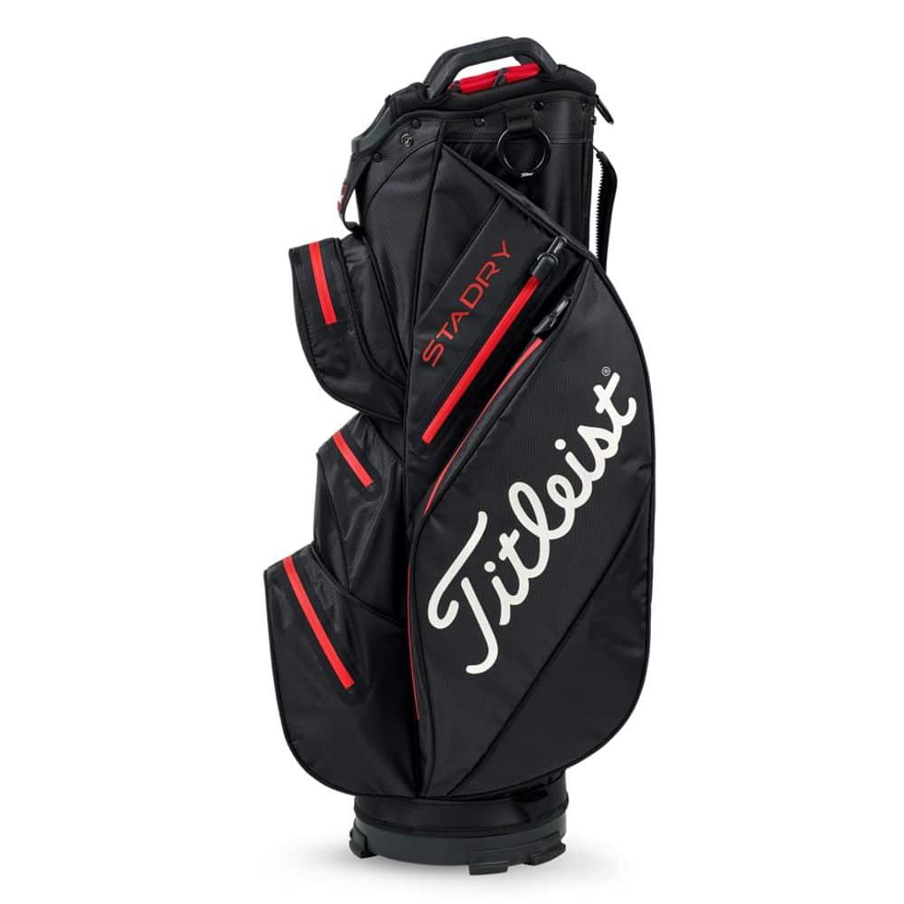 1b57a87c69f4b Titleist StaDry Deluxe Cart Bag - 2019 - Express Golf