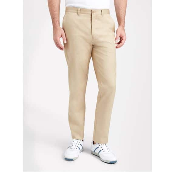 TR550GS - FIDRA CHINO TROUSERS - DARK SAND_1