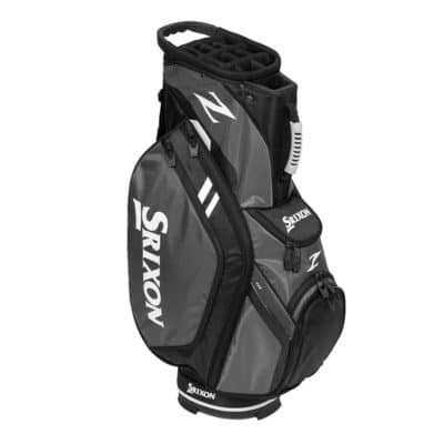 srixon_z_four_cart_bag_black_grey