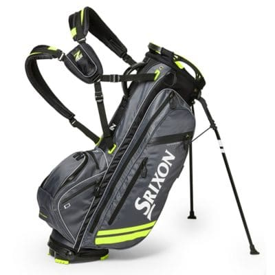 srixon_z_four_stand_bag_grey_green
