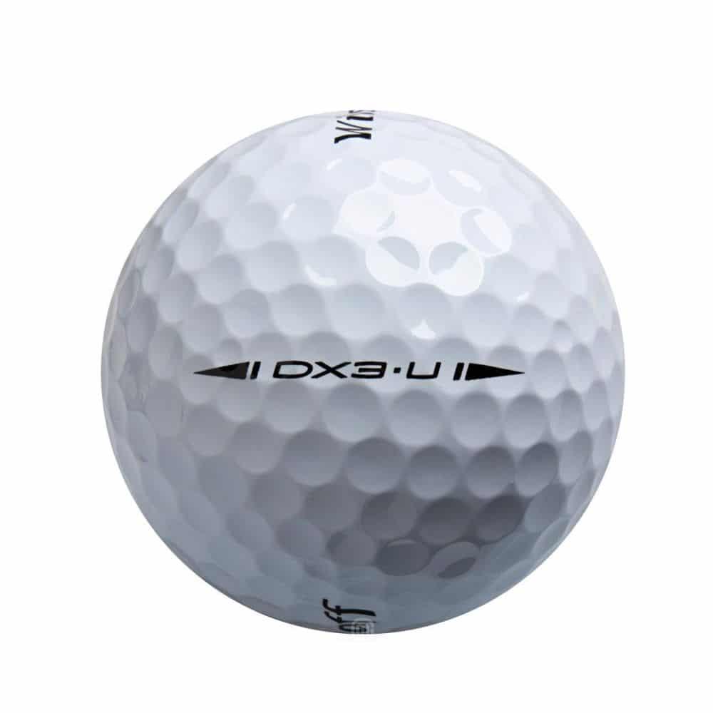 Wilson staff dx urethane golf balls dozen express