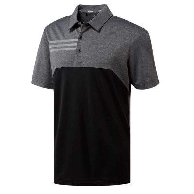 adidas_3stripes_heather_blocked_polo_black