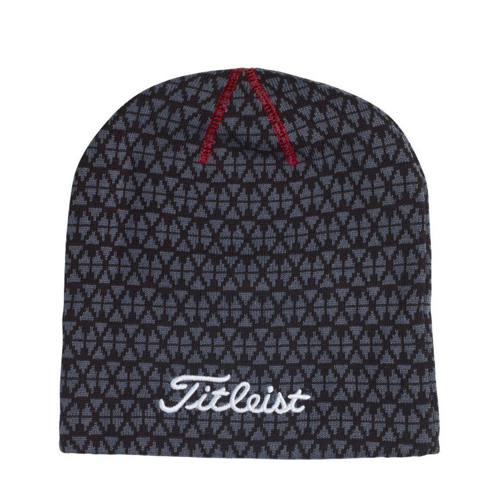 Titleist Jacquard Beanie Winter Hat - Express Golf 488843c6f33