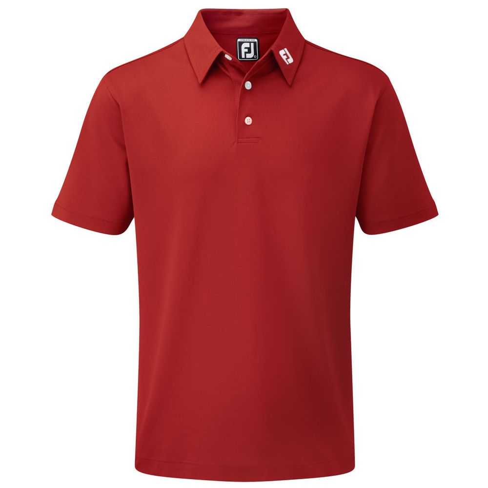 e7230d02 footjoy_pique_ss_shirt_91825 · Home / Mens Golf Clothing / Mens Golf Shirts  / FootJoy Stretch Pique Solid Colour Polo Shirt